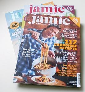 Foto vom Magazin Jamie von Jamie Oliver