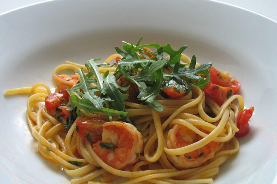 Linguine mit Garnelen ala Jamie Oliver - Foto 1