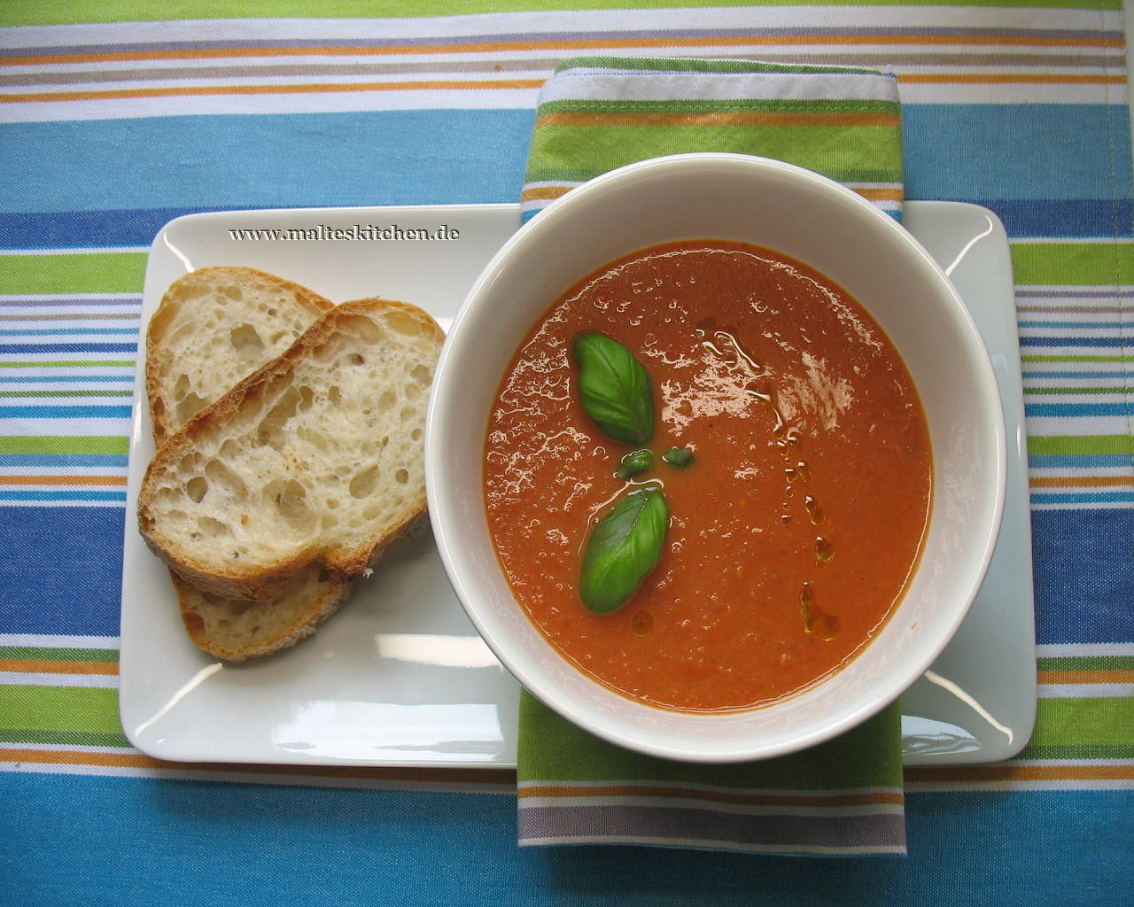 tomatensuppe jamie oliver