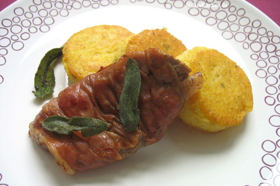 Rezept für Saltimbocca alla Romana
