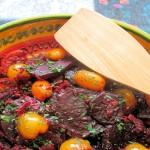 Rote Bete-Tomaten-Salat