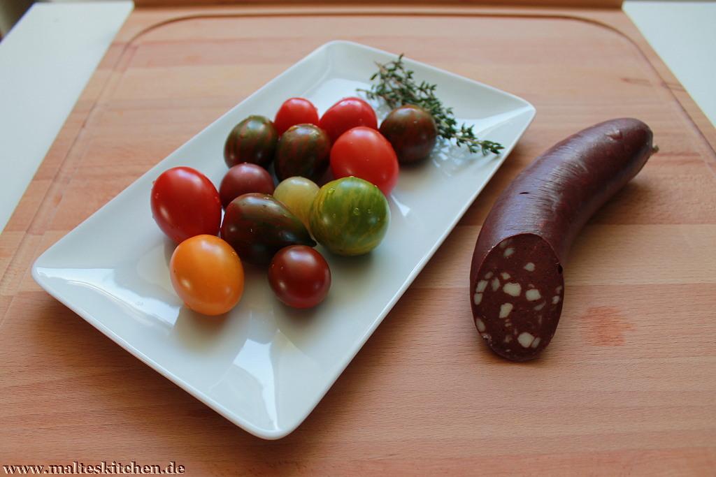 Die wichtigsten Zutaten für ein schnelles Gericht
