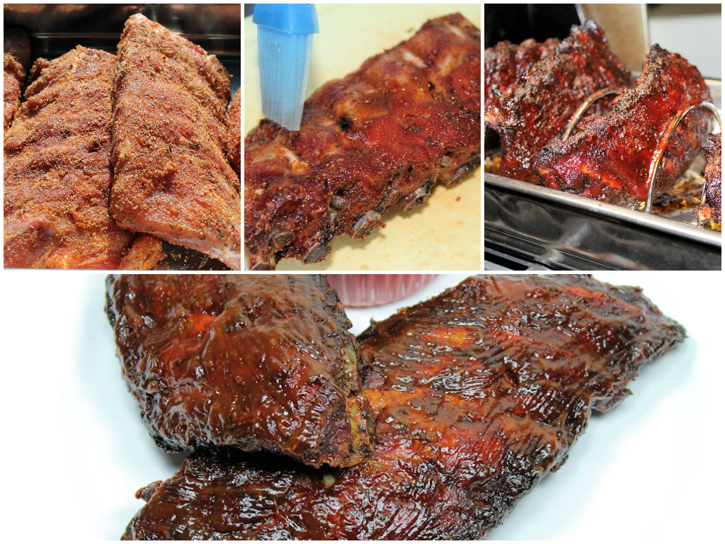 Spareribs På Weber Gasgrill : Spare ribs vom grill mit süß saurer barbecue sauce