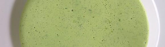 Bärlauchcremesuppe vom Feinsten