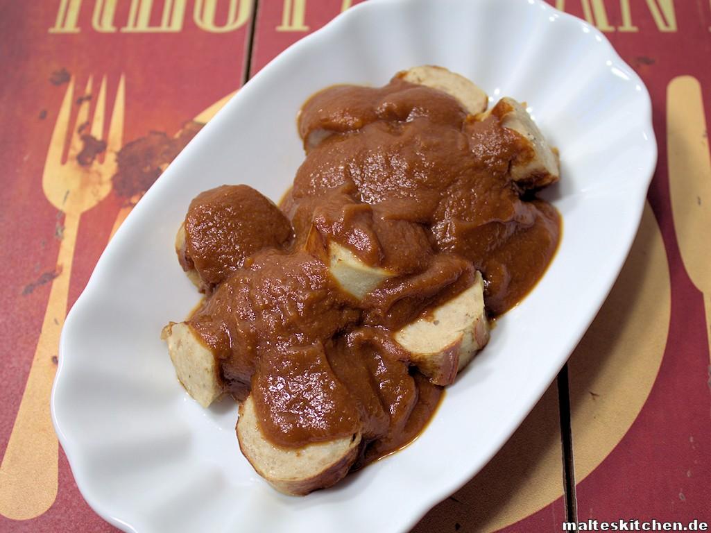 Rezept Currysauce mit Cola nach Martin Baudrexel