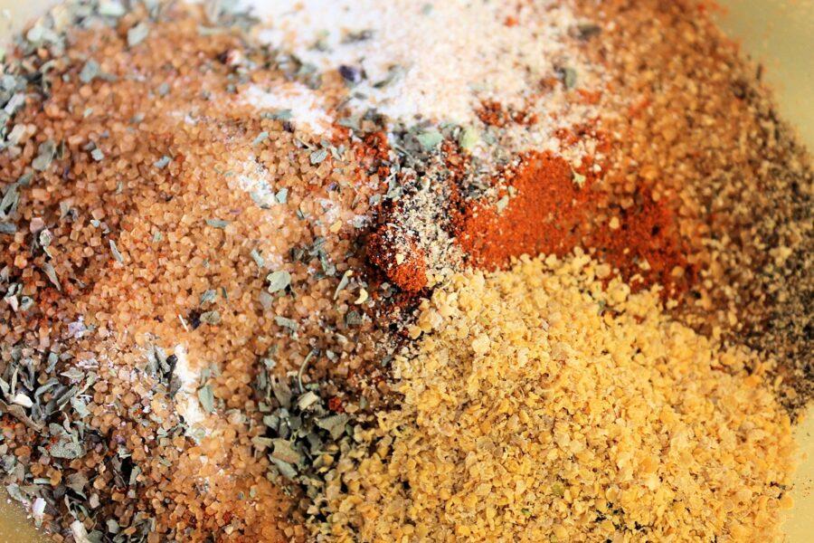 Flankensteak mit BBQ Rub - Gewürzmischung