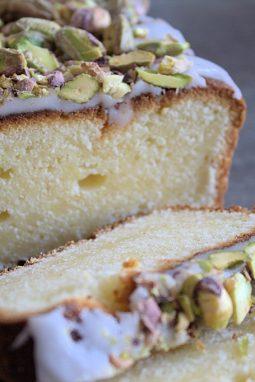 Leckerere Mascarpone-Zitronen-Kuchen