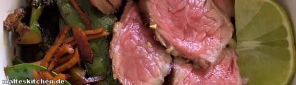 Rezept für Dan-Dan-Nudeln mit Rindfleisch