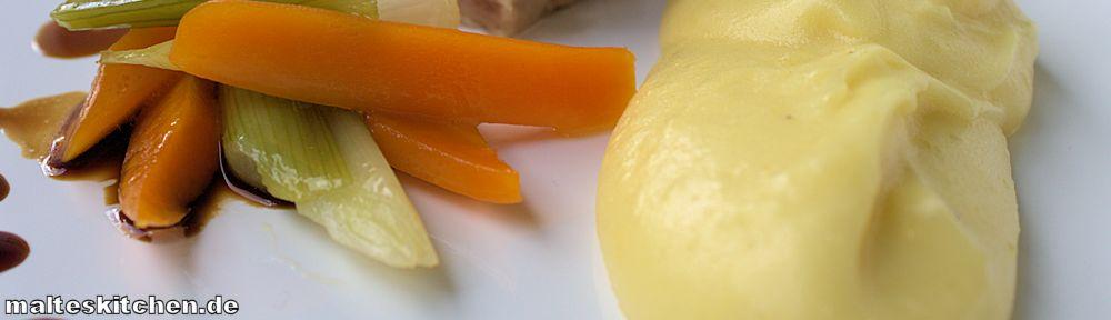 Rezept für eine Kartoffel-Mousseline nach Christian Rach