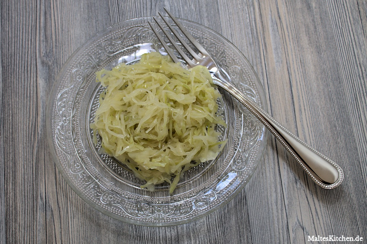 Rezept für einen Krautsalat nach Frank Rosin