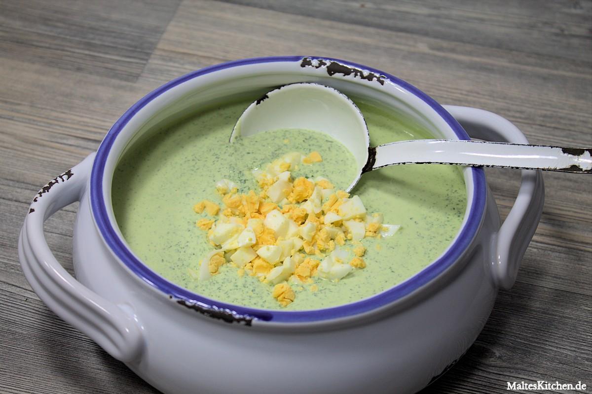 Rezept für Frankfurter Grüne Sauce
