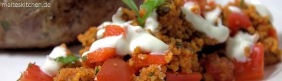 Rezept für einen leckeren Bulgur-Salat