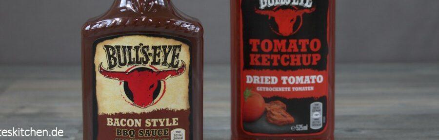 Die Bull's Eye BBQ Sauce Bacon Style im Test