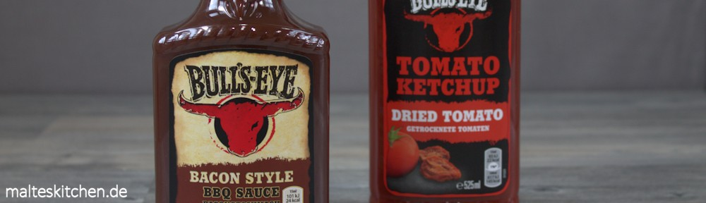 Die Bull's Eye BBQ Sauce Bacon Style im Test