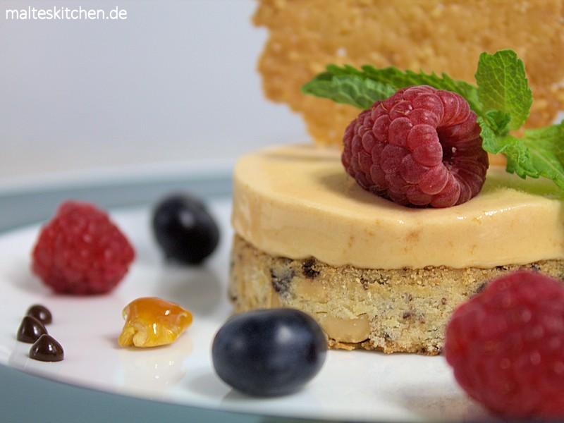Optisch und geschmacklich ein tolles  festliches Dessert