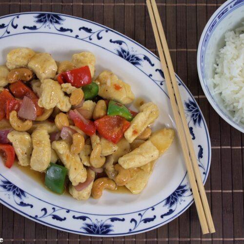 Rezept für Kung Pao Chicken