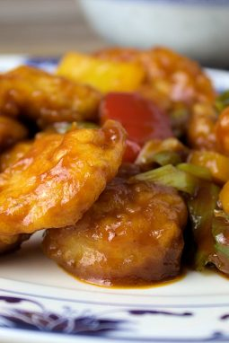 Rezept für Huhn süß-sauer