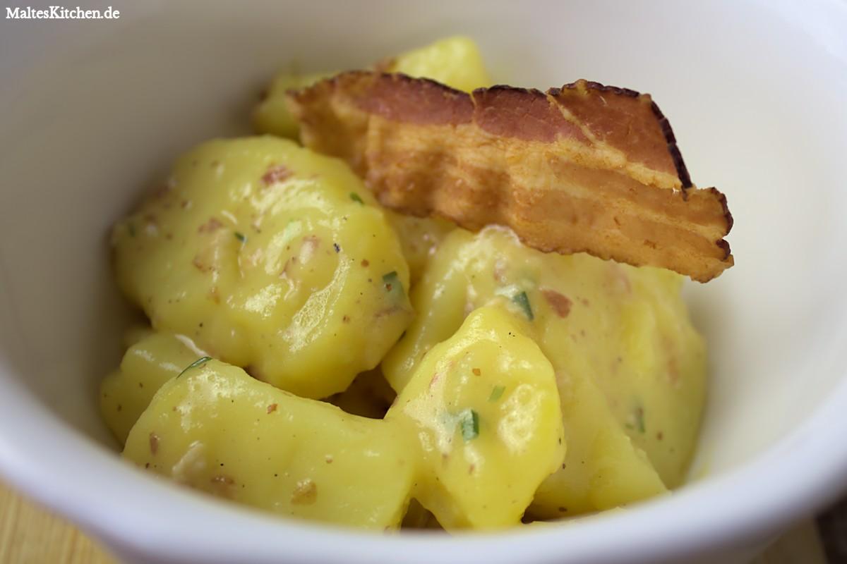 Rezept für einen Kartoffelsalat nach Cornelia Poletto