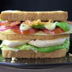 "Clubsandwich ""French Style"" {nach Stevan Paul}"