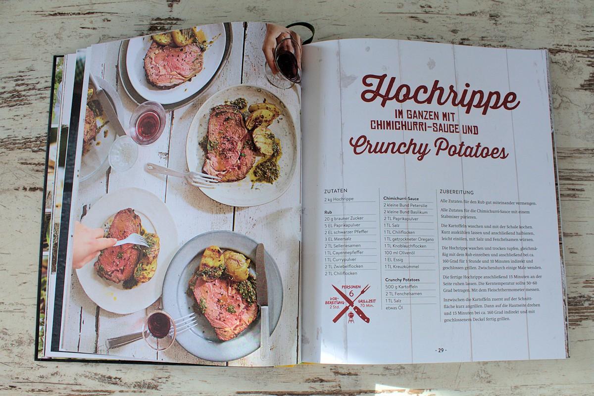 Das Grillbuch aus dem EDEKA-Verlag