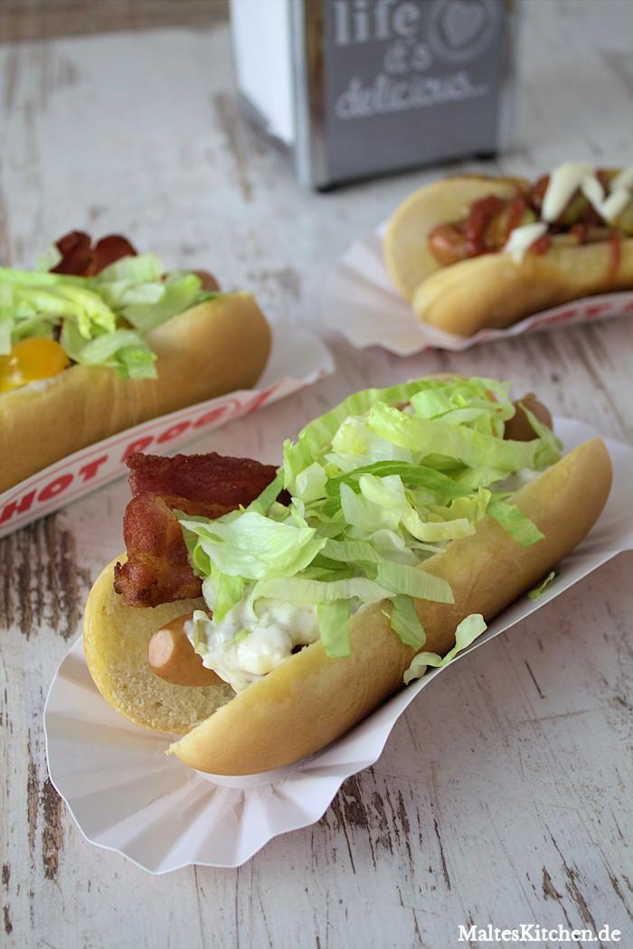 Hot Dog BLT