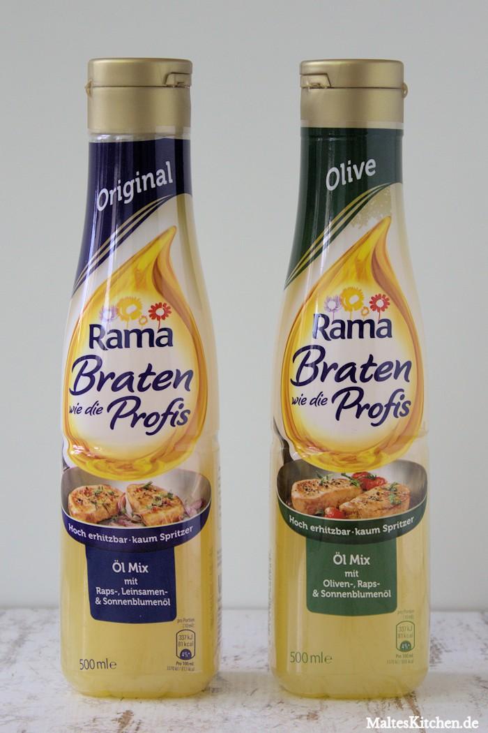 Rama Braten wie die Profis Original und Olive