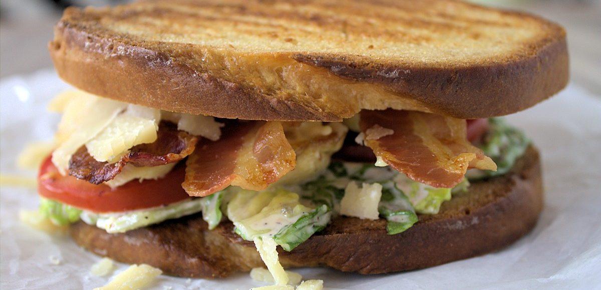 Rezept für ein Caesar Sanwich