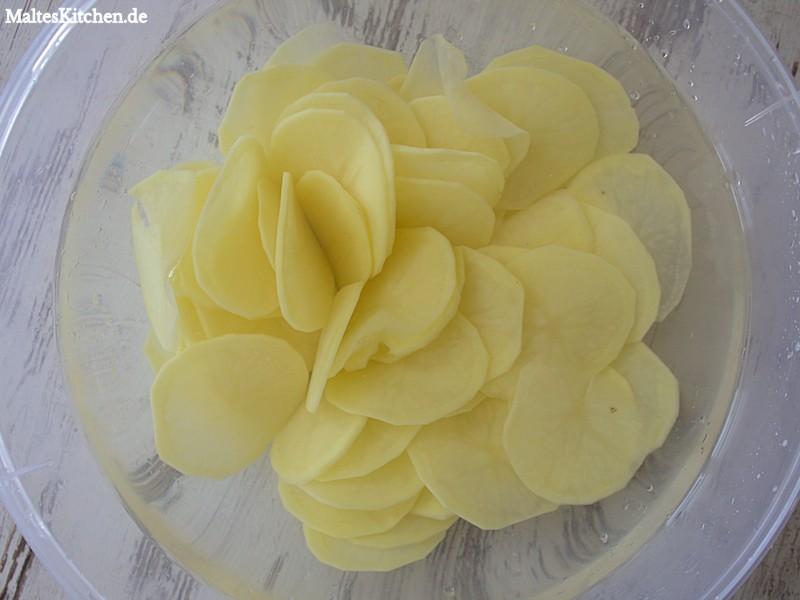 Kartoffelscheiben