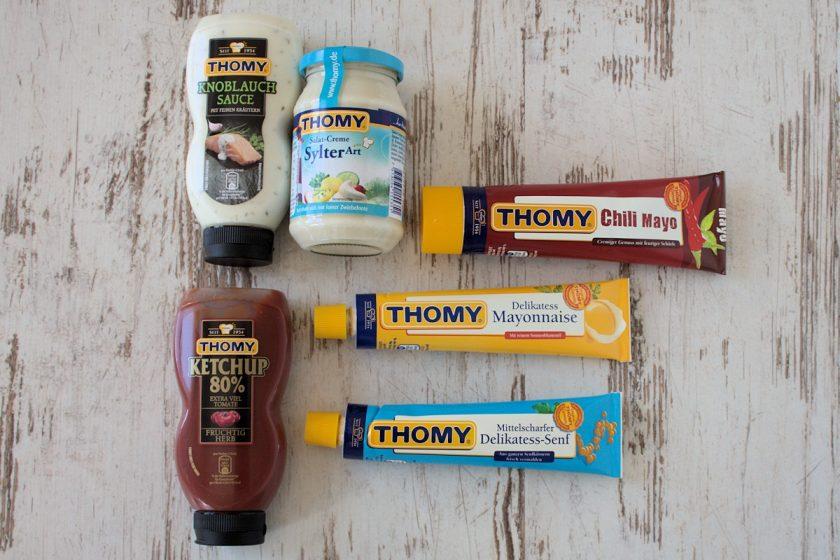Im Test die Thomy Grillbox