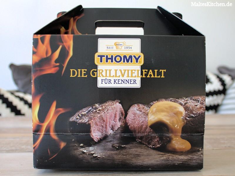 Im Test die Grillbox von Thomy