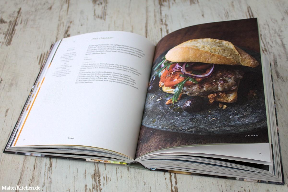 Kochbuch Rezension Auf die Hand von Stevan Paul