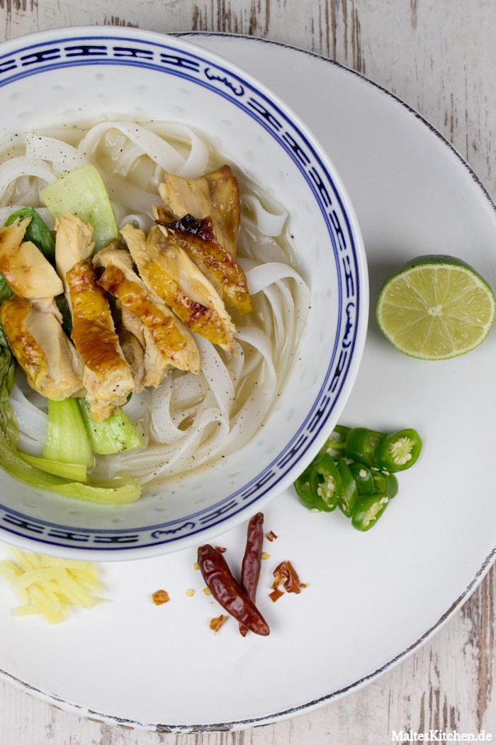 Tolle Pho Suppe nach Nigel Slater