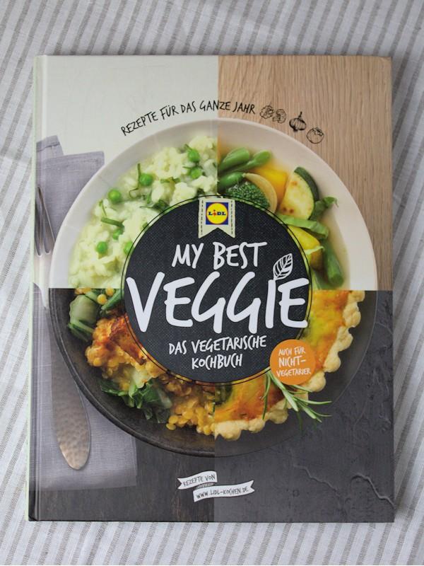 Das neue Veggie Kochbuch bei Lidl