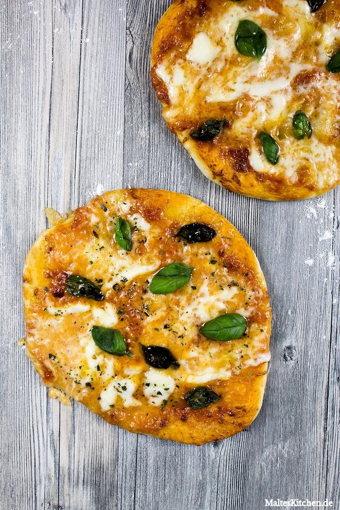 Ich lieb die neapolitanische Pizza sehr!