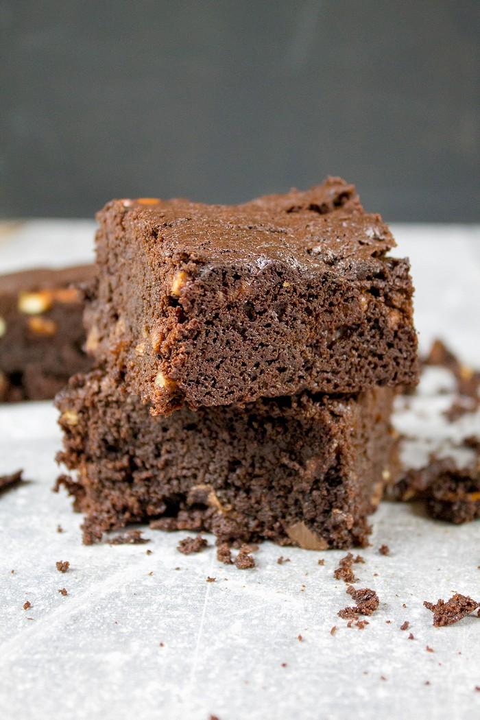 Yummi Schokoladen Brownie