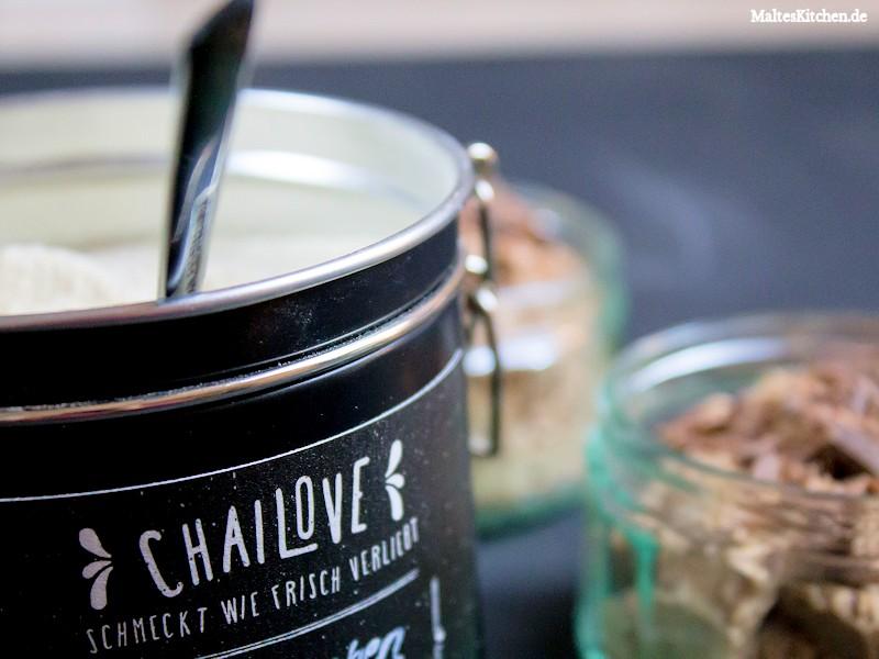 Gewinne 1 Dose Chai-Latte deiner Wahl