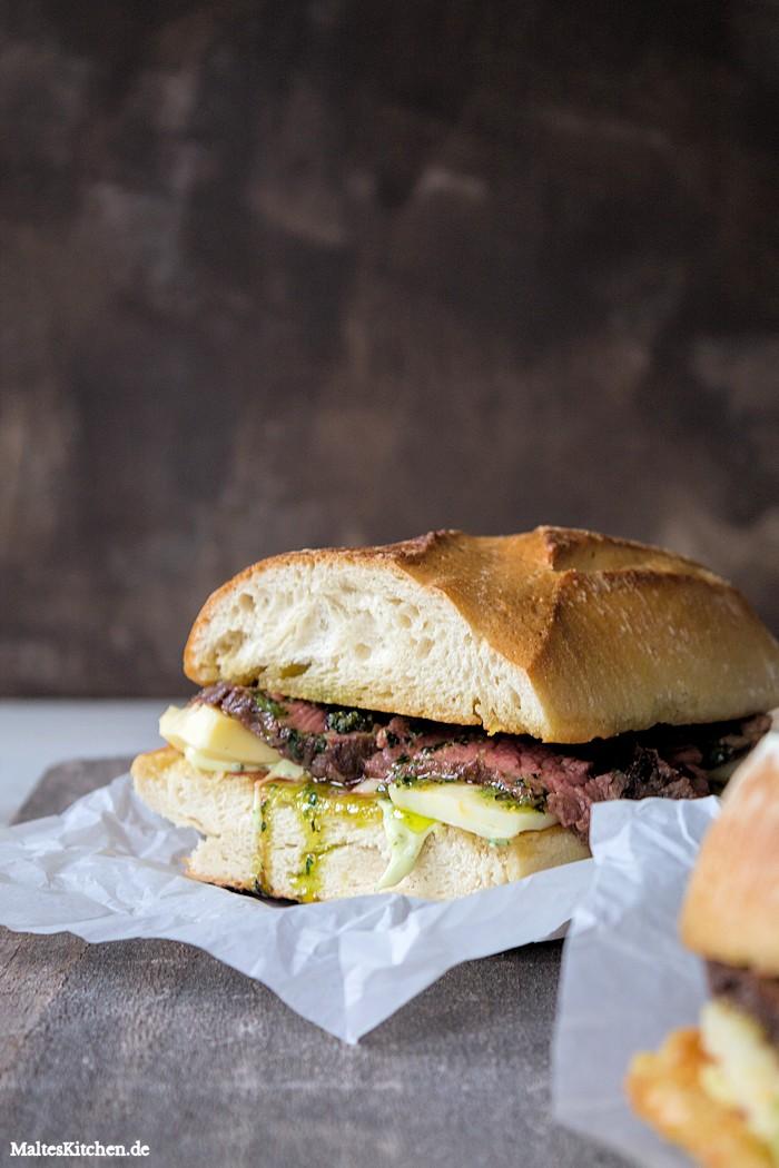 Das leckerste Sandwich der Welt