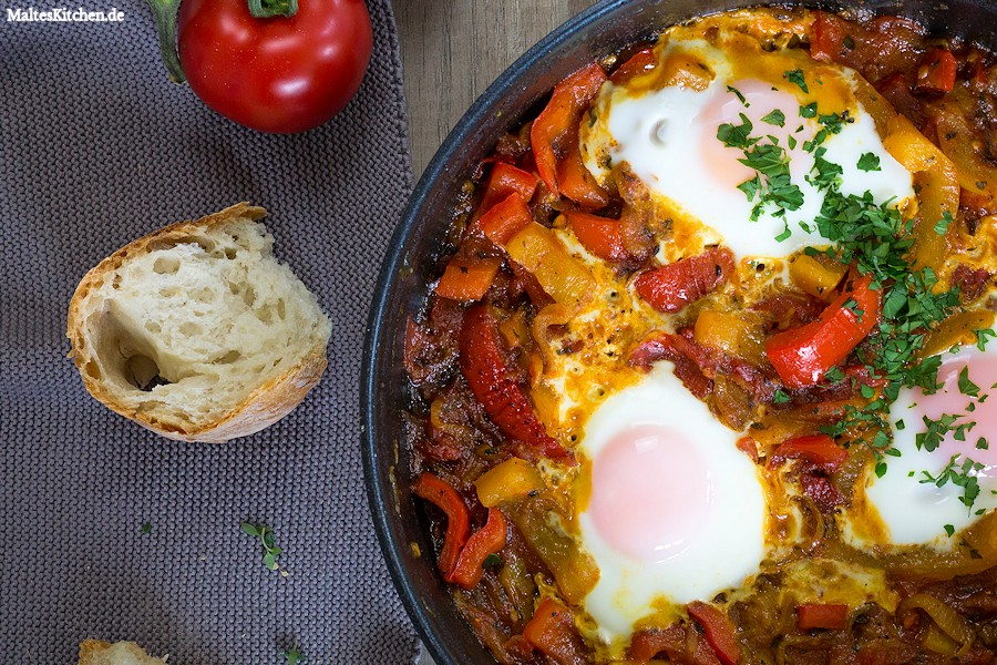 Shakshuka ist superlecker