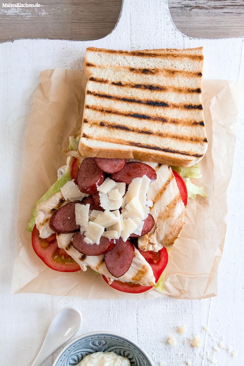 Ein Sandwich zum Verlieben