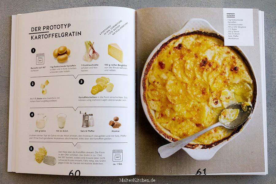 Kartoffelgratin aus Das Prinzip Kochen