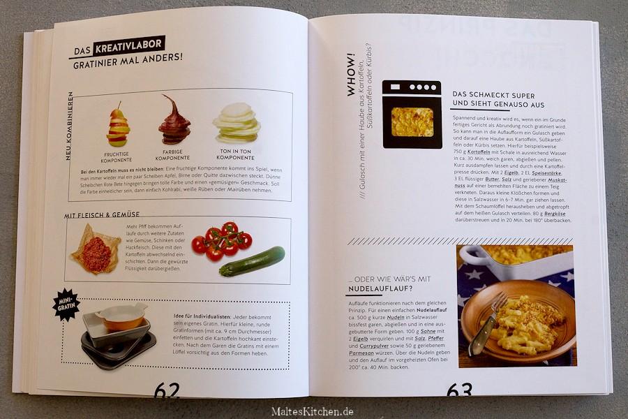 Kartoffelgratin Varianten aus Das Prinzip Kochen