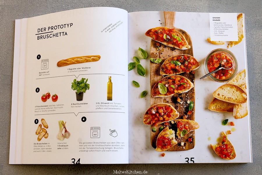 Bruschetta aus Das Prinzip Kochen
