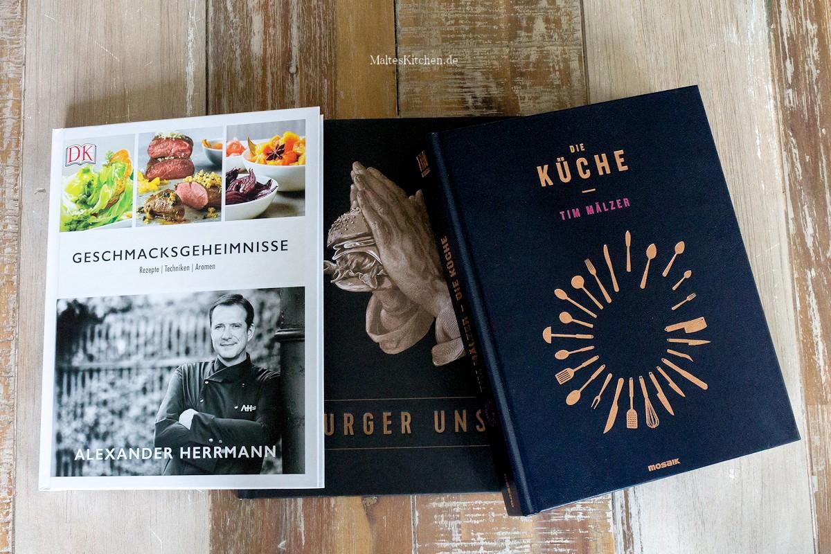 3 tolle Kochbücher an Weihnachten verschenken