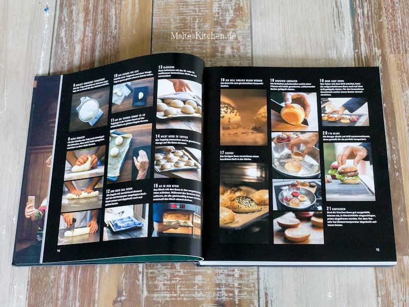 Burger Kochbuch Burger Unser