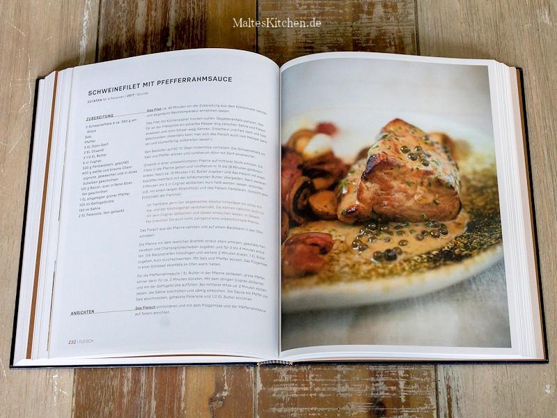 Kochbuch die Küche von Tim Mälzer