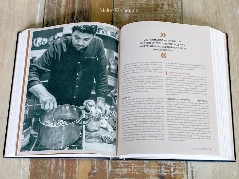 Tim Mälzer Kochbuch die Küche