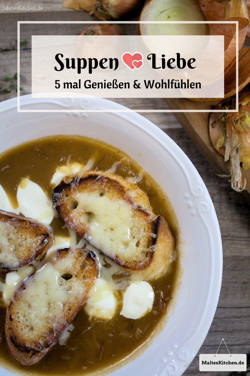 5 ultimative Wintersuppen