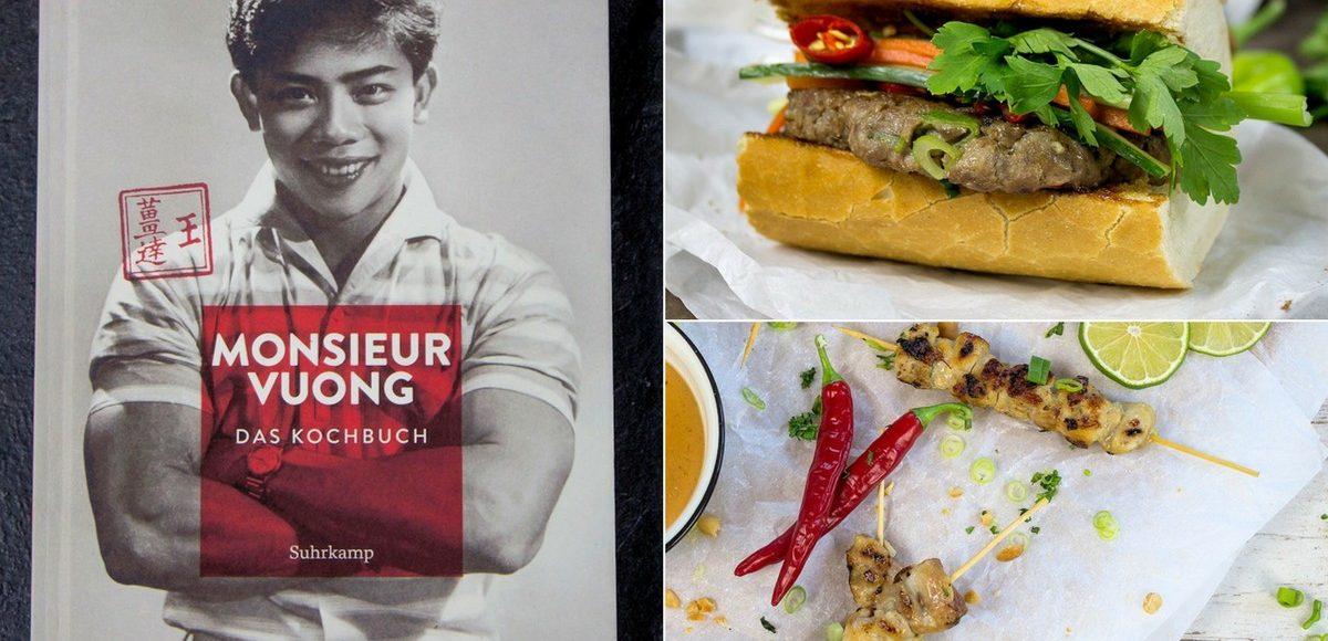 Kochbuch Monsieur Vuong Erfahrung
