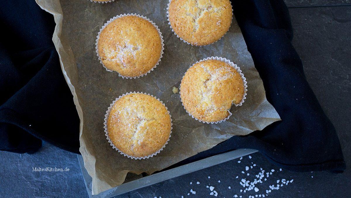 Rezept für gefüllte Berliner Muffins