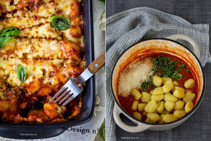 Rezept für Gnocchi alla Sorentina